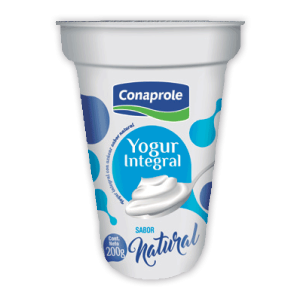 Yogur Integral Natural