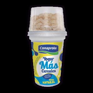 Yogur Más Cereales Azucarados