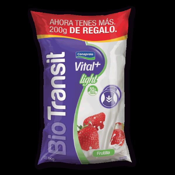 Yogur Lowcol Frutilla 500g