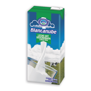 Leche Blanca Nube Descremada